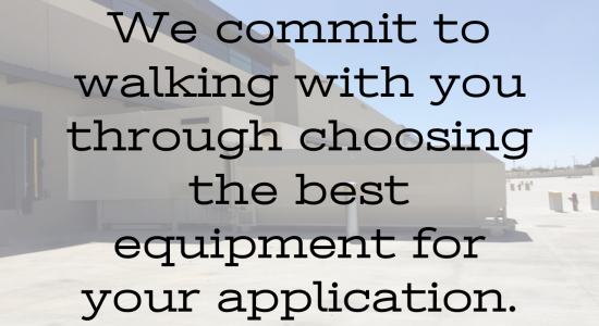 Equipment Commitment